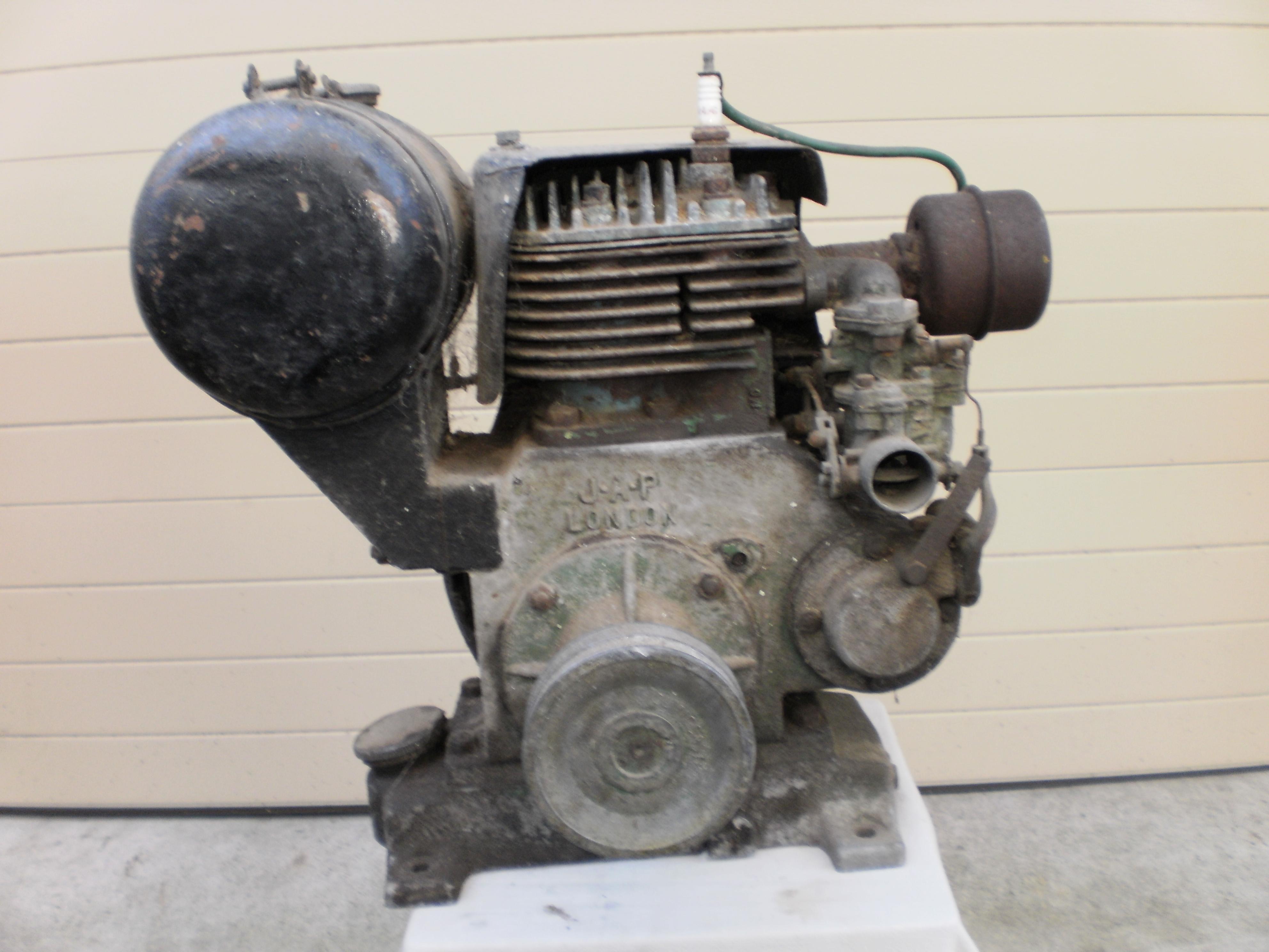 Jap stationary engine dating